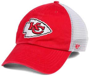 '47 Kansas City Chiefs Deep Ball Mesh Closer Cap