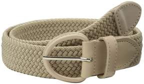 Florsheim Braided Elastic Stretch Belt 35mm Men's Belts