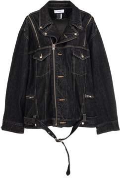 Facetasm Biker Style Jacket