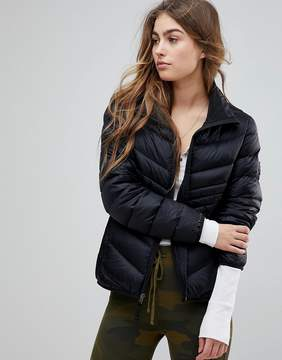 Abercrombie & Fitch Packable Down Padded Jacket