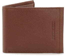 Perry Ellis Men's Jackson Leather Wallet