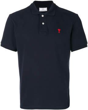 Ami Alexandre Mattiussi Ami de coeur short sleeved polo shirt