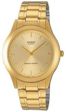 Casio Men's Gold Stainless Steel Watch