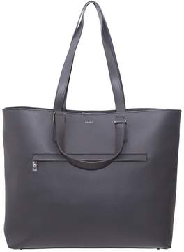 Furla Marte Leather Business Bag
