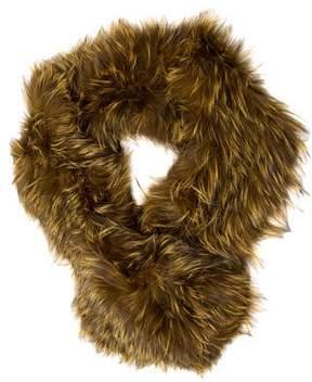 Adrienne Landau Fox Fur Stole w/ Tags