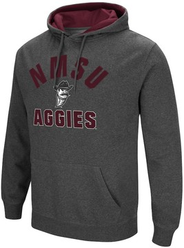 Colosseum Men's Campus Heritage New Mexico State Aggies Pullover Hoodie
