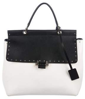 Lanvin Studded Medium Essentiel Bag