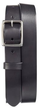 Frye Men's Jet Leather Belt