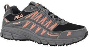 Fila Men's Memory Primeforce Slip-Resistant Trail Runner