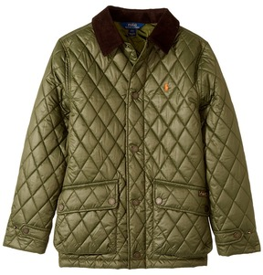 Polo Ralph Lauren Quilted Barn Jacket Boy's Coat