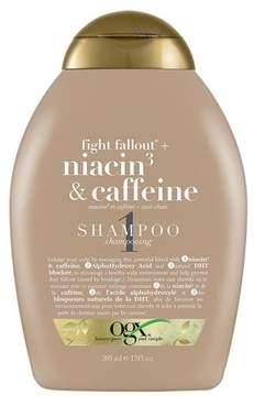 OGX Anti-Hair Fallout Niacin3 + Caffeine Shampoo - 13 Fl Oz