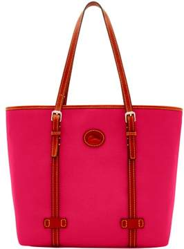 Dooney & Bourke Nylon East West Shopper Tote - PINK - STYLE