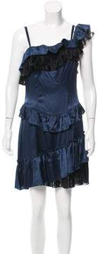 Betsey Johnson Silk A-Line Dress w/ Tags