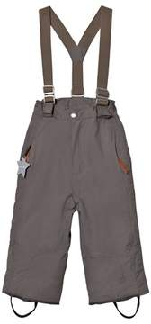 Mini A Ture Witte, K Pants steel grey