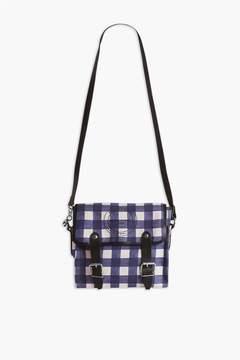 Sonia Rykiel | Oyster Gingham Flap Bag