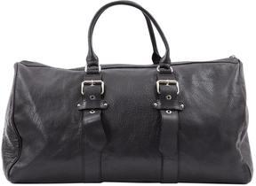 Longchamp Kate Moss leather travel bag - BLACK - STYLE