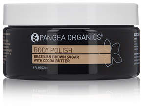 Pangea Organics Body Polish - Brazilian Brown Sugar with Cocoa Butter