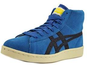 Onitsuka Tiger by Asics Fabre Dc-l Round Toe Leather Sneakers.