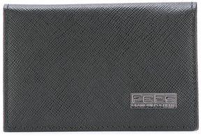 Fefè logo plaque wallet