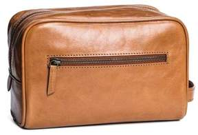 H&M Large Leather Toiletry Bag