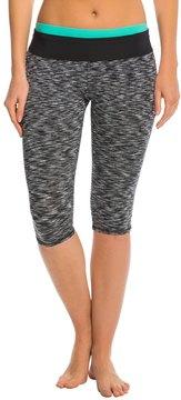 Anne Cole Women's Heather Colorblock Elastic Surf Pant 8137381