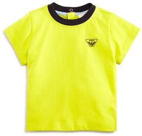 Armani Junior Boys' Logo Tee - Baby