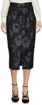 Christian Pellizzari 3/4 length skirts