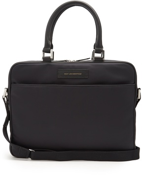 WANT Les Essentiels Haneda nylon briefcase
