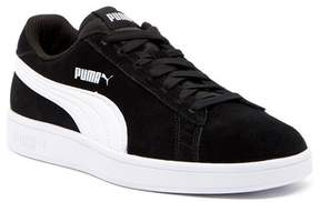 Puma Smash V2 Suede Sneaker (Big Kid)