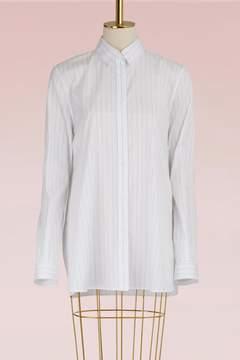 Jil Sander Striped Cotton Shirt