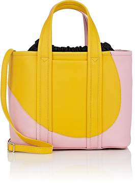 Pierre Hardy Women's Alpha Leather Tote Bag & Pouch
