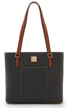 Dooney & Bourke Pebble Collection Small Lexington Shopper - BLACK - STYLE