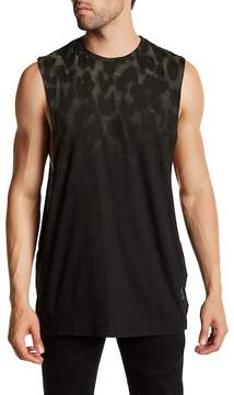 Religion Wild Animal Print Muscle Tank