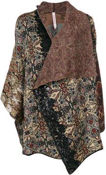 Antonio Marras oversized cardigan