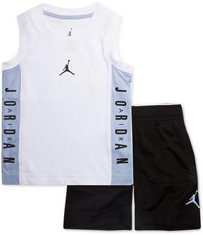 Jordan Little Boys 2-Pc. Aj 23 Tank Top & Shorts Set