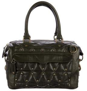 Rebecca Minkoff M.A.B. Shoulder Bag - GREEN - STYLE