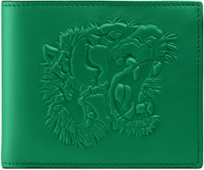 Gucci Tiger embossed wallet