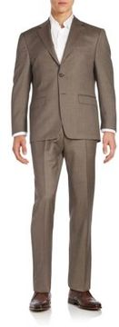 Lauren Ralph Lauren Regular-Fit Nailhead Wool Suit