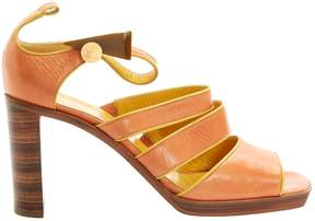 Louis Vuitton Leather sandals