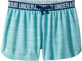 Under Armour Kids Play Up Novelty Shorts Girl's Shorts