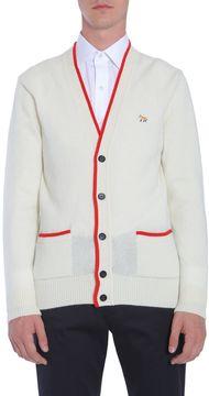 Kitsune V Collar Cardigan