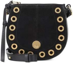 See by Chloe Kriss Mini suede shoulder bag