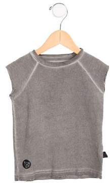 Nununu Boys' Sleeveless Sweatshirt
