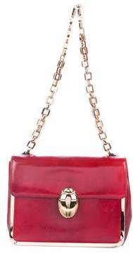Tory Burch Scarab Frame Shoulder Bag - RED - STYLE