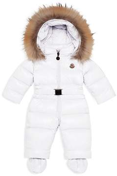 Moncler Infant Girls' Crystal Snowsuit - Sizes 3-12 Months