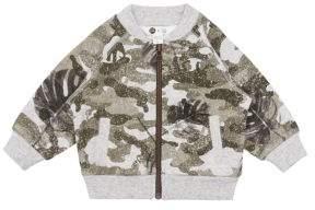 Petit Lem Baby Boy's Safari Bomber Jacket