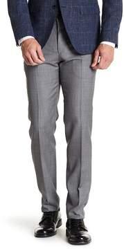 HUGO BOSS Genesis Flat Front Solid Pants