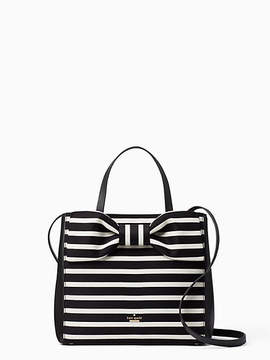 Kate Spade Olive drive stripe brigette - BLACK/SOFT NATURAL - STYLE