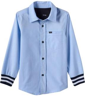 Hurley Toddler Boy Button-Down Shirt