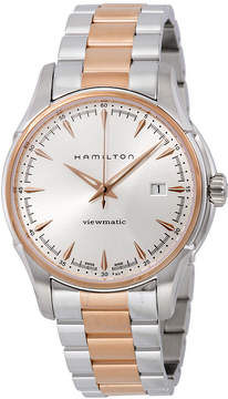 Hamilton Jazzmaster Viewmatic Silver Dial Men's Watch
